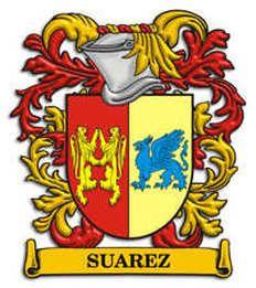 Suarez family crest