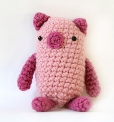 crochet your baby toys