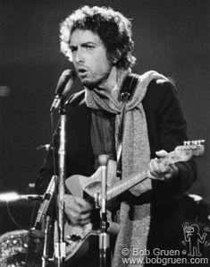 Bob Gruen, Rock and Roll Photographer - Bob Dylan Photos