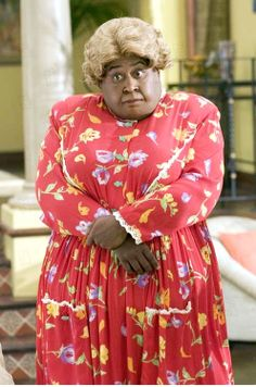 Martin Lawrence as Big Momma