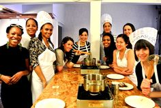 Cashmere Bites cooking class. Urban tapas! - Lovely Ladies Loving Life - 4L (Los Angeles, CA) - Meetup