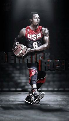 Derrick Rose Chicagobulls