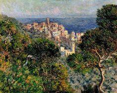 Claude Monet - Veduta di Bordighera #ClaudeMonet #Art #Bordighera #Italia  https://www.facebook.com/artandcultblog/photos/pb.919732688145851.-2207520000.1464255376./1004794132973039/?type=3&theater