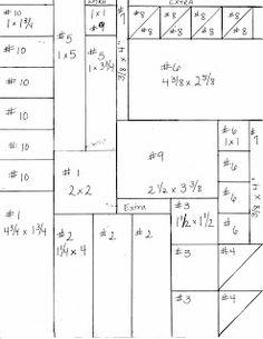 one sheet wonder instructions