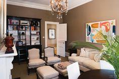 Candlewick Interior decorators- melbourne- sitting room