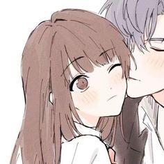 join the discord server for more icons + a fun community ^_^ !! ‹𝟹 Anime Couples Drawings, Anime Couples Manga, Couple Drawings, Cute Anime Couples, Cute Anime Profile Pictures, Matching Profile Pictures, Anime Girl Neko, Kawaii Anime, Matching Icons