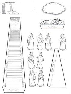 Jacob's Ladder Craft