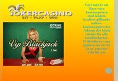 Bästa casino bonus, online casino  Om du är en kasino entusiastisk och vill spela spelet på bekvämligheten av ditt hem, kan du söka efter bästa casino online. https://www.jokercasino.com/sv/