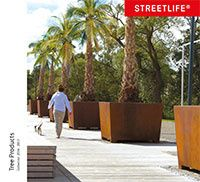 Tree Products for the public space
