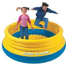 Intex Inflatable Jump-O-Lene Kids Bouncer / 48267EP 48267EP,    #Intex Floor Toys