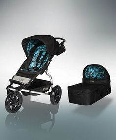 Mountain Buggy Night in the Menagerie pram