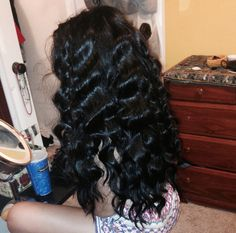 Loose wave virgin Brazilian hair, gorgeous textures,shop the same hair from http://www.latesthair.com/