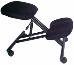 our wooden kneeling chair encourages a more ergonomic posture and distributes the weight across the body more evenly than a standard chair angle anu2026