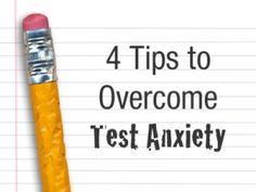 Dissertation on test anxiety