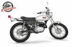 1968 Yamaha DT1 250 Enduro