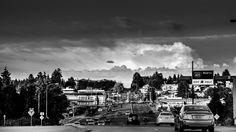 Seattle BW by Gautam Gupta on 500px