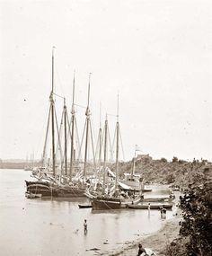 Civil war ships