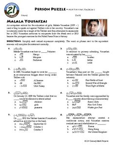 math worksheet : 1000 images about math i radicals on pinterest  simplifying  : Multiplication Of Radicals Worksheet