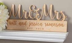 3835e84b8 Groupon - One, Two, or Three Custom Home Decor Signs from Personalized  PLanet (