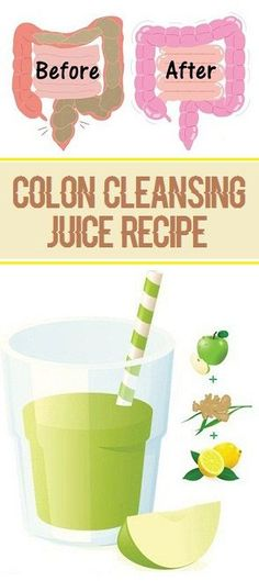 Colon Cleansing Juice(Apple,Ginger and Lemon)