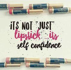 LipSense, confidence! Distributor 195251 ❤️