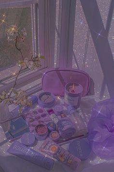 Violet Aesthetic, Dark Purple Aesthetic, Lavender Aesthetic, Blue Aesthetic Pastel, Sky Aesthetic, Aesthetic Colors, Aesthetic Collage, Aesthetic Pictures, Aesthetic Clothes