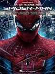 James Horner: The Amazing Spider-Man - sheet music book cover