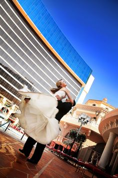 Wedding at Peppermill in Reno, NV