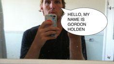 Dear Diary: Gordon Holden - http://art-nerd.com/newyork/dear-diary-gordon-holden/