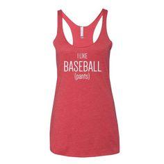 I Like Baseball (Pants)