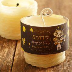 蜜蝋(ビーズワックス)を使用した蜜蝋キャンドル。蜜蝋にはそれ自体に香りがあり 火を灯すと独特の甘い香りがします。 ナチュラルな蜜蝋の香りを楽しんでいただくため...|ハンドメイド、手作り、手仕事品の通販・販売・購入ならCreema。