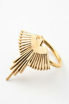 THUNDERBIRD RING - GOLD