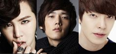 3. Jang Geun Suk   12 Like  +1  108 Tweet  This Prince of Asia is popular the world over after roles in Pretty Man, Love Rain, Mary Stayed ...