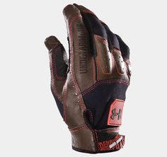 Leather Impact Gloves | 1216338 | Under Armour US