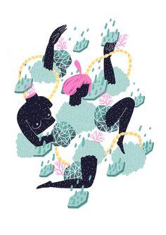 Illustrator Marina Muun