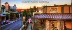 Historic Old Town Folsom California Folsom California, House Cleaning Company, Cleaning Companies, Chocolate Factory, Good House, Street Photo, Weekend Is Over, Sacramento, Old Town