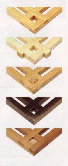 No-Miter Picture Frames Woodworking Plan by Ralph Bagnall #woodworking #woodworkingplans