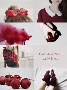 """HP Aesthetic - Hogwarts Houses ↳ Gryffindor """