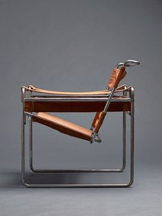 Try give to your space a unique touch with these incredible modern chairs! See more modern chairs design Marcel Breuer, Bauhaus, Cool Furniture, Furniture Design, Wassily Chair, Style Deco, Design Art, Interior Design, Steel Structure