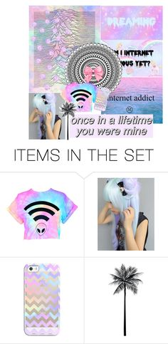 """""""Pastel"""" by madelynnlove ❤ liked on Polyvore featuring art"""