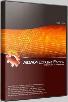 AIDA64 Extreme 5.90.4200 Crack With License Keys Full version