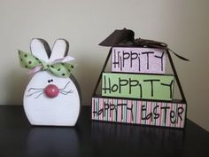 Hippity Hoppity, Easter & Spring Crafts