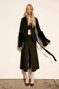 Calvin Klein Collection.