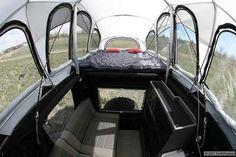 The EarthRoamer XVJP interior. Credit: EarthRoamer
