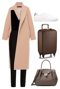 """""""London """" by heytherebruno ❤ liked on Polyvore featuring Jacquemus, Elie Saab, Givenchy, Zephyr and Michael Kors"""