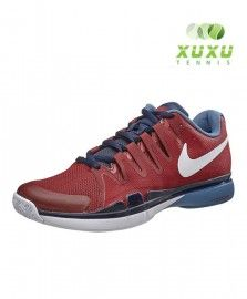 Nike Zoom Vapor 9.5 Tour Red Navy http://tennisxuxu.vn/giay-nike/nike-zoom-vapor-9.5-tour-red-navy