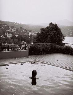 Dip in the rain