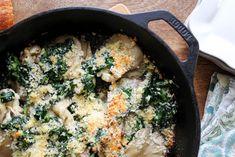 Oyster Mushroom Recipe, Mushroom Recipes, Breakfast Dessert, Dessert For Dinner, Fish Recipes, Vegetable Recipes, Parmesan, Pork Tenderloin Oven, Cooking Chicken Thighs