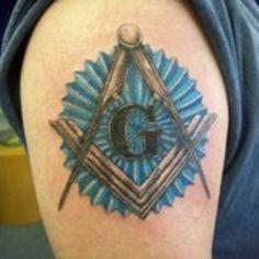 Freemason Tattoo, Masonic Tattoos, Symbol Tattoos, Masonic Symbols, Freemasonry, Future Tattoos, Deathly Hallows Tattoo, Tattoo Drawings, Tattos