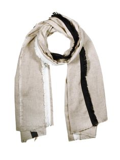 Must-Have: The Ultimate Summer Scarf via @WhoWhatWear